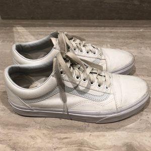 Women's Vans sneakers